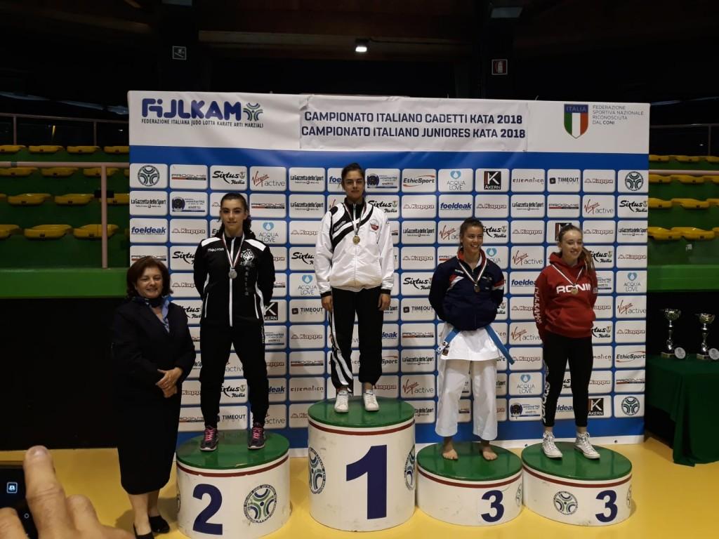 20180604 Karate_Naz_podio 3