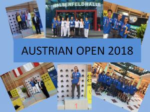 AUSTRIAN OPEN 2018