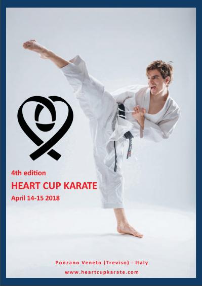 heart cup karate