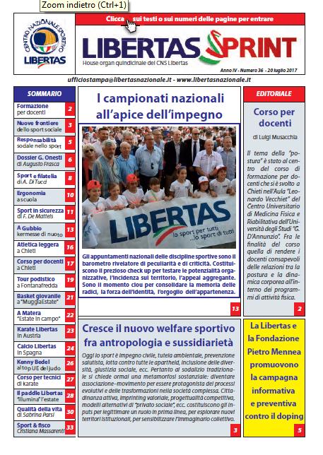 Libertas Sprint 36