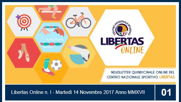 Giornale Libertas online